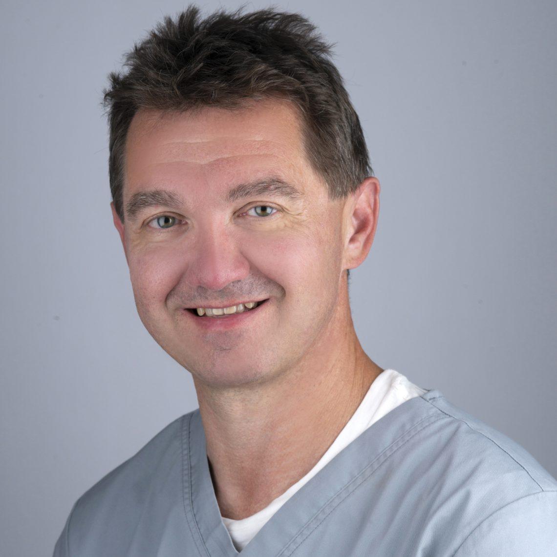 Maciej Gawęcki, M.D., Ph.D. - zdjęcie